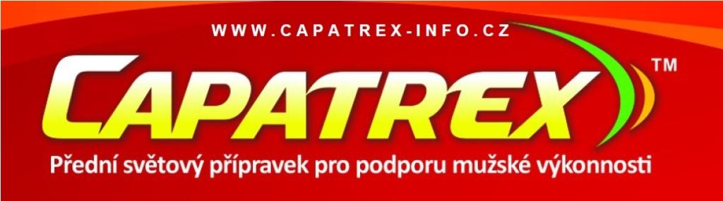 LOGO  ČERVENÉ - CAPATREX