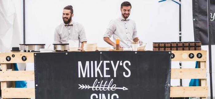 Mikey's Little Sins zve k drobným hříchům