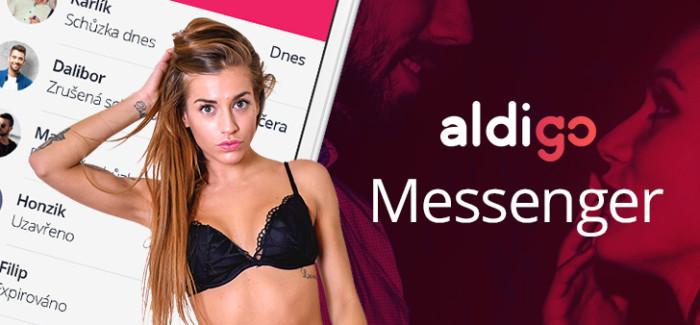 Aldigo – erotická aplikace, která dobývá ČR!